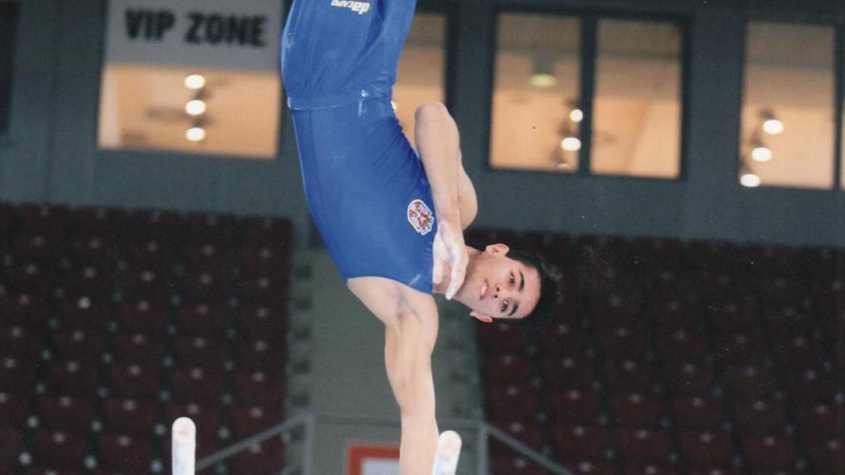 Muška sportska gimnastika