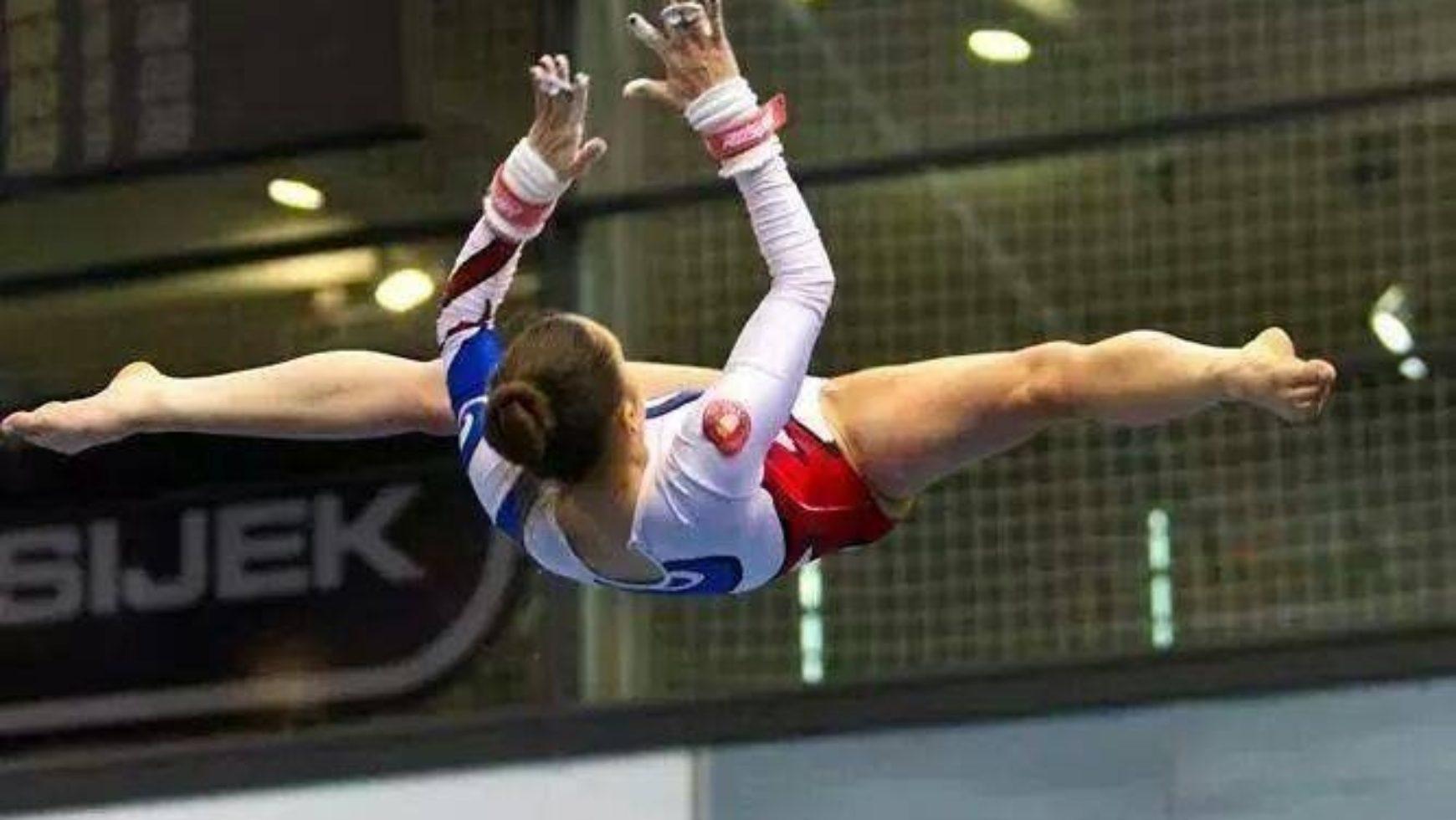 Ženska sportska gimnastika