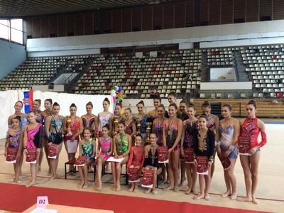 6. Apsolutno prvenstvo Srbije u ritmičkoj gimnastici