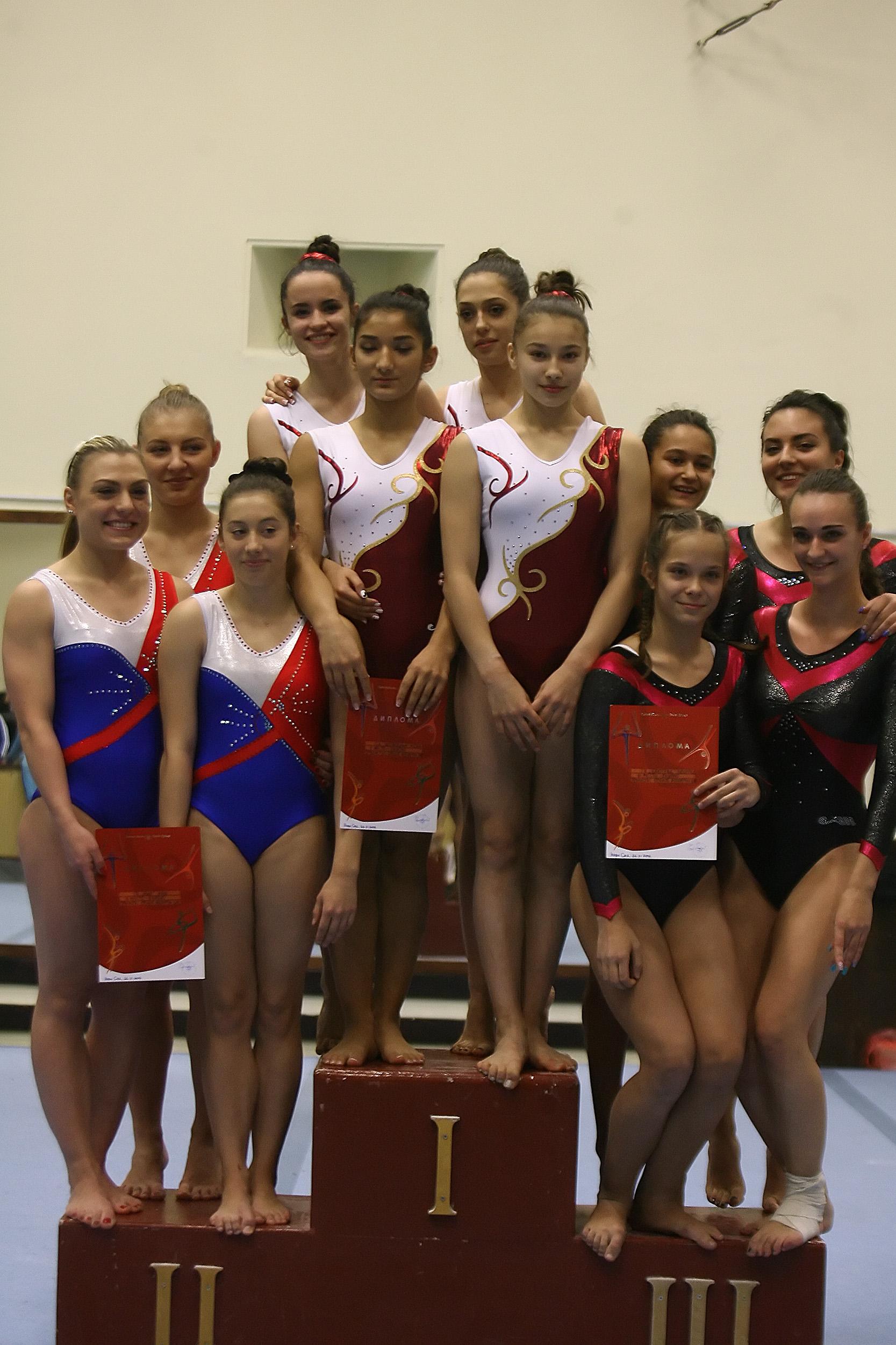 Prvenstvo Srbije u Apsolutnoj kategoriji u muškoj i ženskoj sportskoj gimnastici