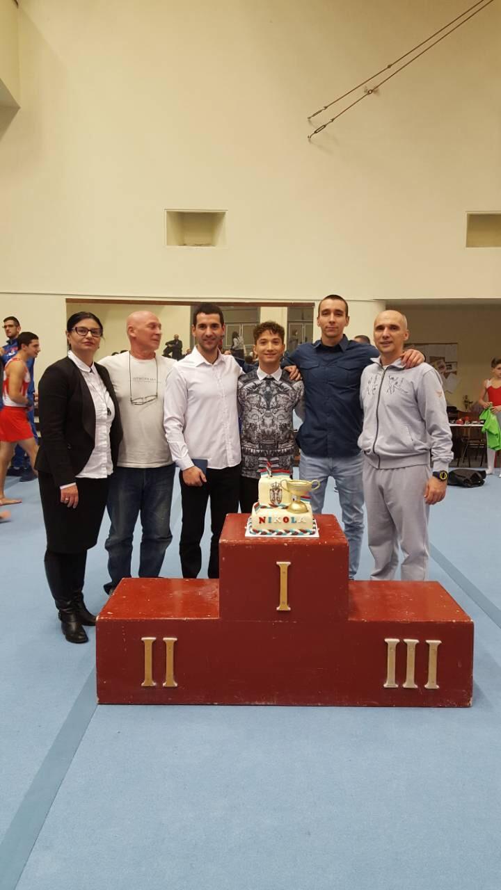 Apsolutno prvenstvo Srbije  u sportskoj gimnastici