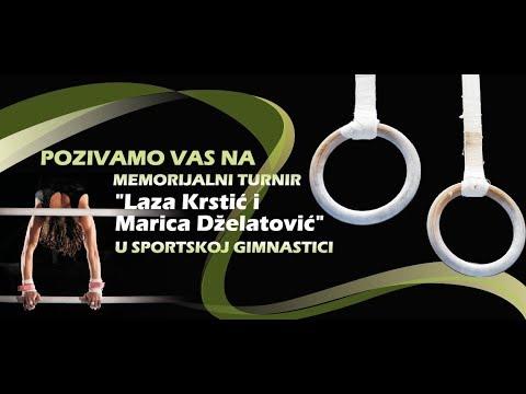 Završen 8. memorijalni međunarodni turnir u sportskoj gimnastici uz podršku Rauh-a