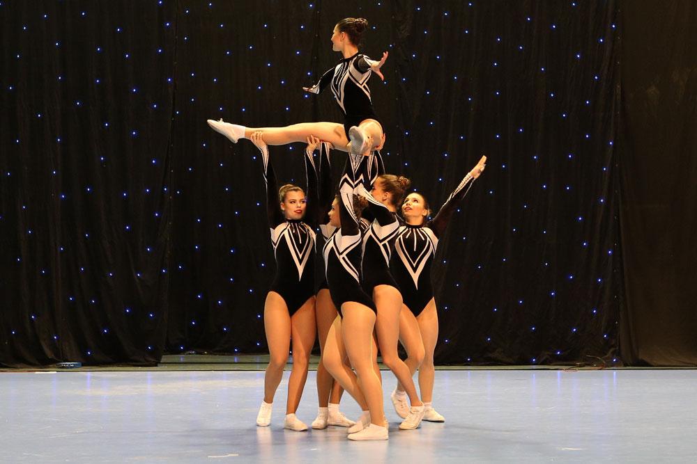 Upravni odbor GSS usvojio propozicije i sistem takmičenja u Aerobnoj gimnastici