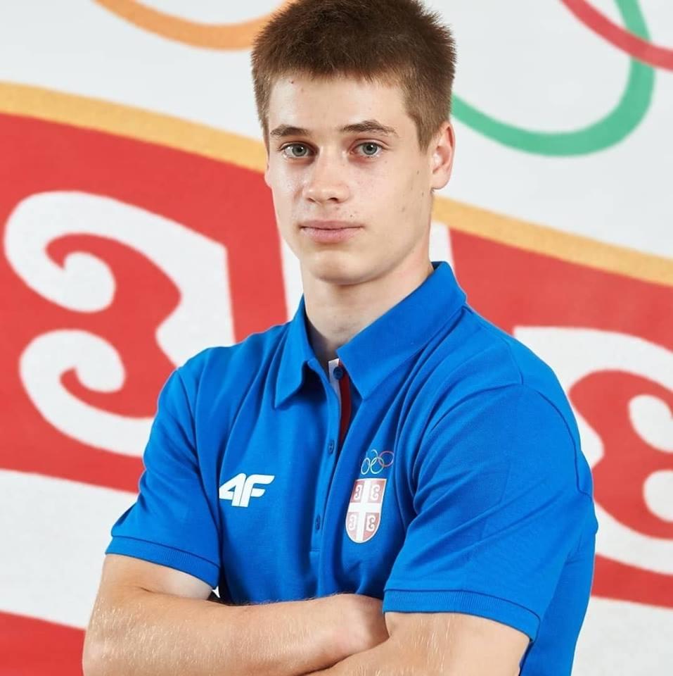 6. mesto za Vladu Rakovića u finalu na vratilu na Olimpijskim igrama mladih (YOG) u Buenos Airesu