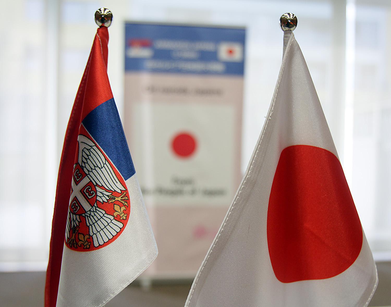 Donacija Vlade Japana Gimnastičkom savezu Srbije
