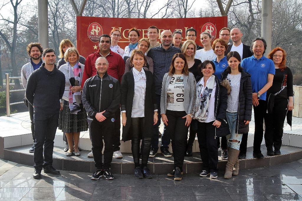 """Održan FIG """"Join GfA Activities"""" kurs u Novom Sadu, 28. februar – 3. mart 2019. godine"""