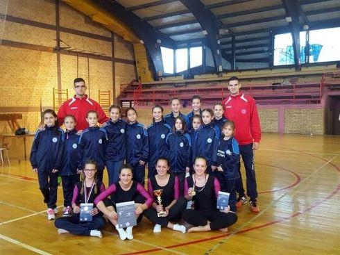 Državno prvenstvo u sportskoj gimnastici C program