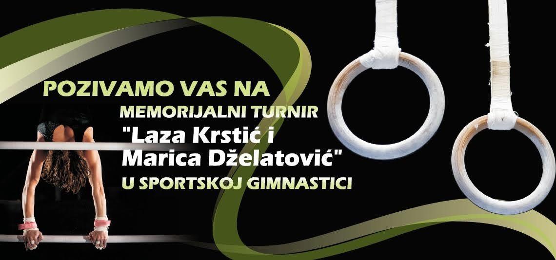 """Memorijalni turnir """"Lazar Krstić i Marica Dželatović"""""""