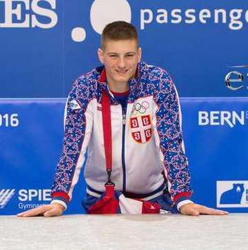 """Informacija o učešću na """"Mikhail Voronin Cup""""-u sportskoj gimnastici"""