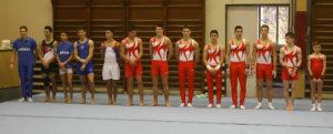 Učesnici finala po spravama MSG