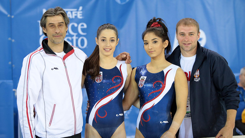 Evropsko prvenstvo u sportskoj gimnastici – Kluž-Napoka 2017