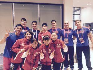 SRB ekipa u JAPANU 2017 sa Ucimurom, Kenzom i ZSG ekipom
