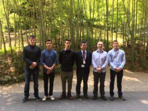 SRB ekipa u JAPANU 2017 u Ministarstvu spoljnih poslova