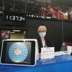 FIG WORLD CHALLENGE CUP u RITMIČKOJ GIMNASTICI – Moskva, Rusija, 7-11. jul 2021. godine – sutkinja Milena RELJIN TATIĆ Tehnički delegat takmičenja