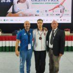 Fenomenalan uspeh Ivana Dejanovića! – 3. mesto na vratilu na 8th Hungarian Grand Prix međunarodnom takmičenju u MUŠKOJ SPORTSKOJ GIMNASTICI – Sombathelj, Mađarska, 24-26. septembar 2021. godine